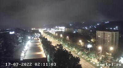 Владивосток - Приморский край, Россия:  лет Владивостоку проспект, а Фабрика