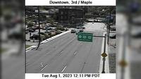 Spokane: rd - Maple - Dagtid