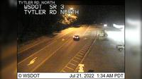 Poulsbo > North: SR  at MP : Tytler Rd Looking North - Aktuell