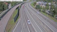 Tveta: Motorv�gsbron Norra (Kameran �r placerad p� E/E S�dert�ljev�gen i h�jd med Motorv�gsbrons norra f�ste och �r riktad mot Stockholm) - Actuales