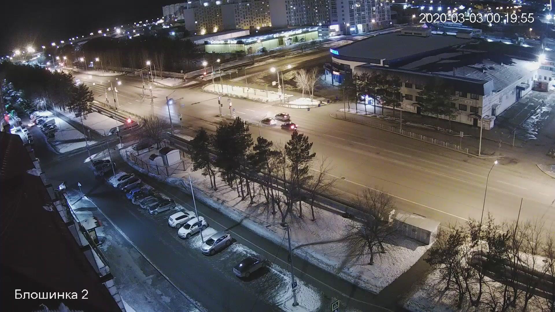 Webkamera Tyumen: Блошинка