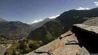 Zeneggen > North-East: Hotel Alpenblick - Berner Alpen und Goms - Overdag