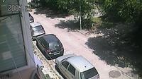 Ultima vista de la luz del día desde Plovdiv
