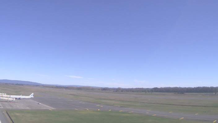 Webcam La Araucanía International Airport › South: Arauca