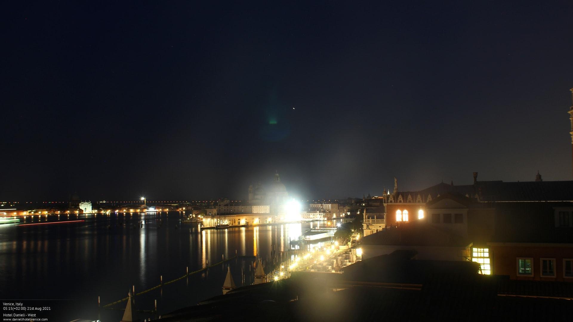 Webcam Venice: Hotel Danieli