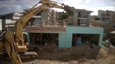 Crikvenica: apartment construction site