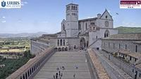 Assisi: Basilica di San Francesco - El día