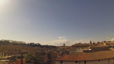 Municipio Roma I: Live cam Panorama of Rome