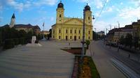 Debrecen › North: Kossuth tér - Actual