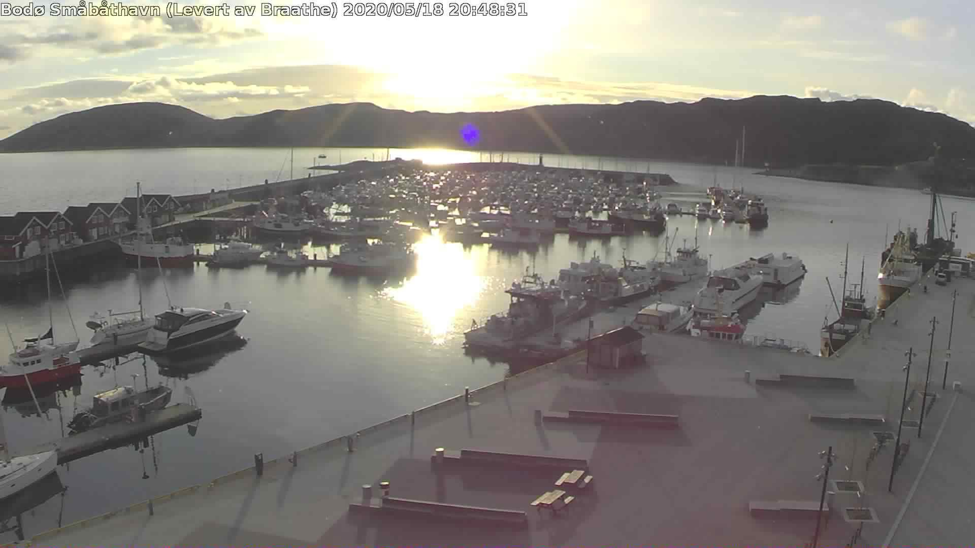 Webcam Bodø: Småbåthavn