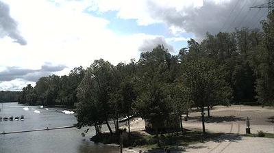 Hürth: Sonnendeck Bleibtreusee