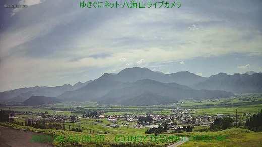 Webcam 五日町: Mt. Hakkaisan
