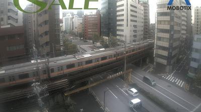 Webcam 本郷: ゲイル株式会社(神田須田町交差点)