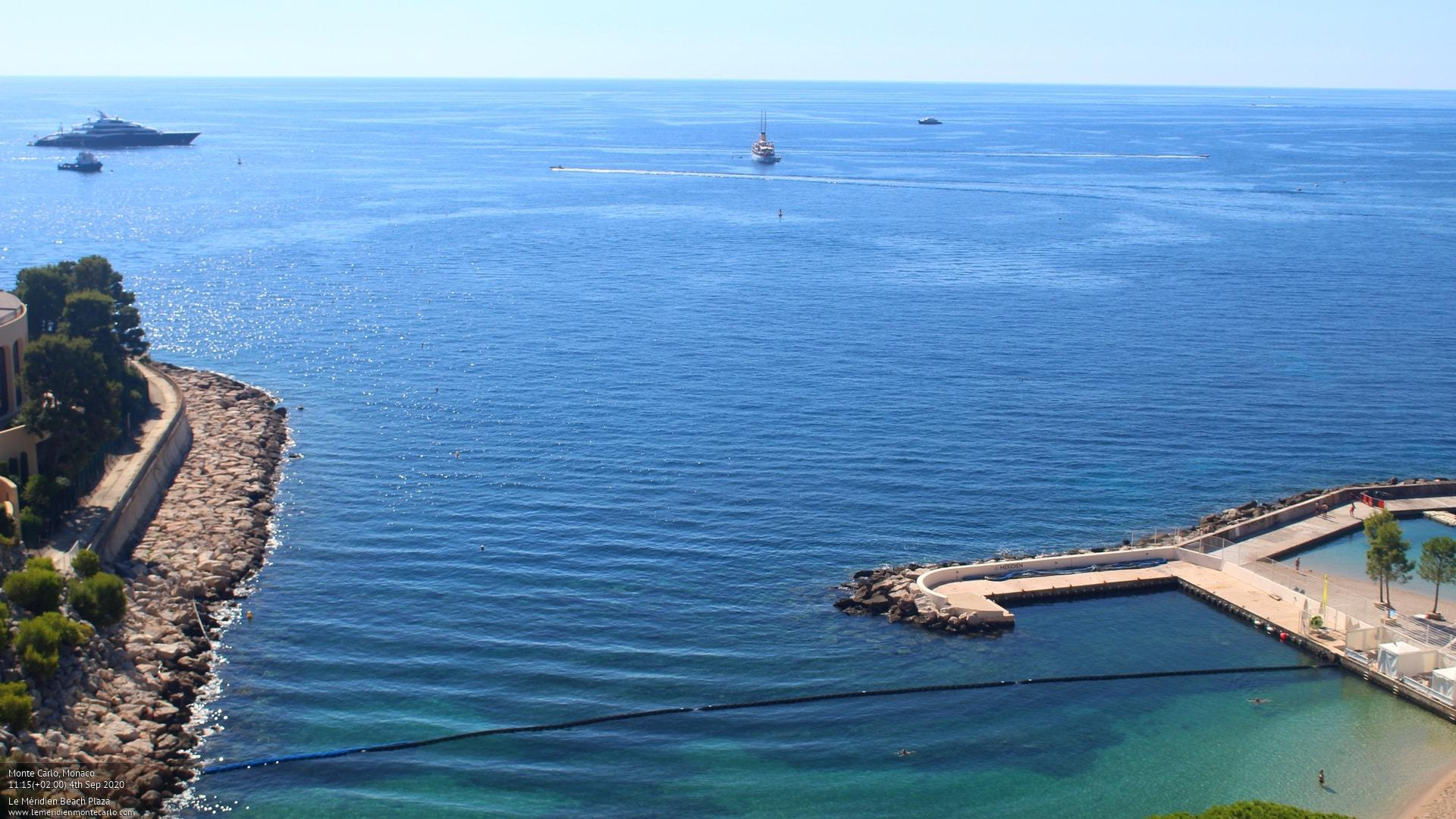 Webkamera Monaco: Meridien Beach Plaza Hotel
