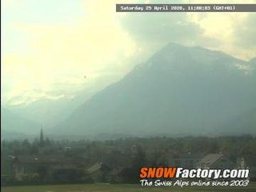 Heimberg: Eiger, Mönch & Jungfrau