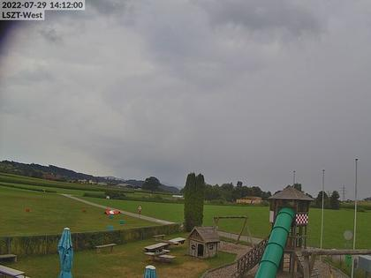 Lommis: Airfield - Cam West