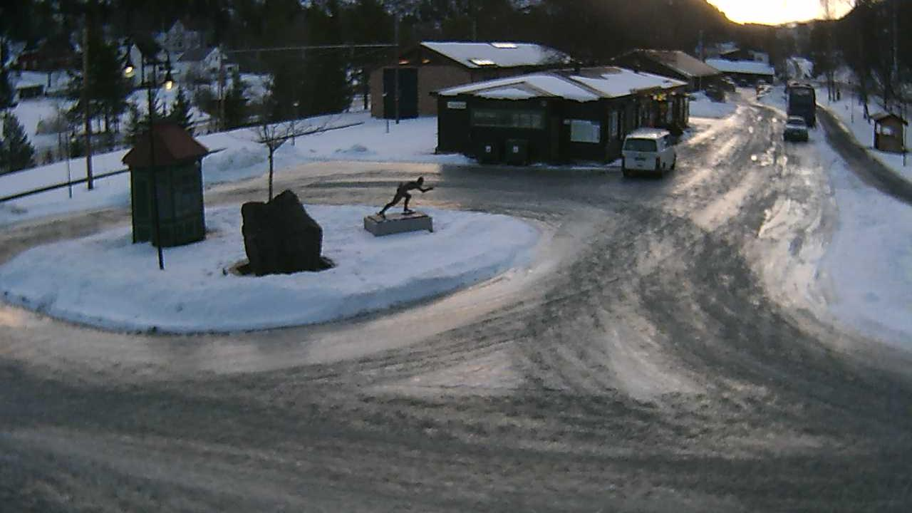 Webcam Løkken