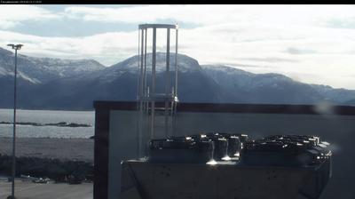 Webkamera Kalvåg: Frøysjøterminalen