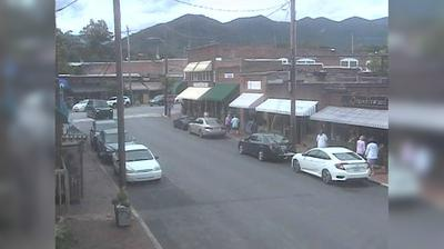 Webcam Black Mountain: Downtown − Webcam