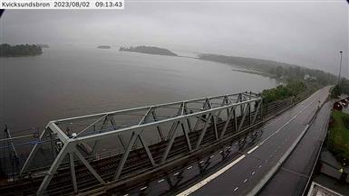 Webcam Kvicksund: Kvicksundsbron
