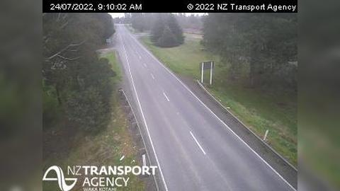 Webcam Rakaia › South: SH1