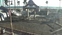 Los Angeles: Santa Monica Bay - Stati Uniti: Muscle beach hd-str - Recent