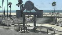 Los Angeles: Santa Monica Bay - Stati Uniti: Muscle beach hd-str - Overdag