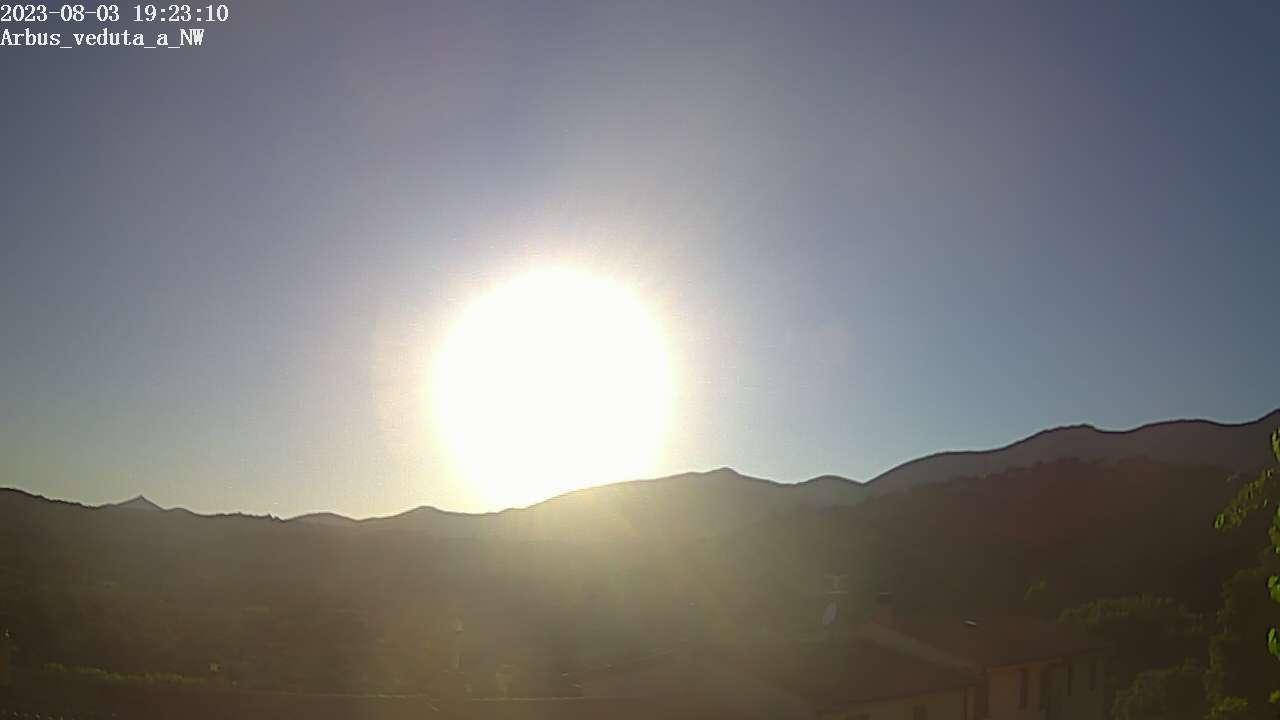Webkamera Arbus › South-East
