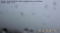 Tux: Gamsh�tte - Zillertal - Blick nach S�dosten zum Tristner - Recent