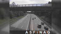 Lassnitzhohe: A, bei Anschlussstelle - Blickrichtung Wien - Km , - Overdag