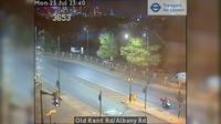 London: Old Kent Rd/Albany Rd - Actuelle