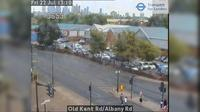 London: Old Kent Rd/Albany Rd - Overdag