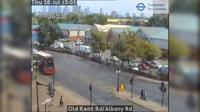London: Old Kent Rd/Albany Rd - Jour