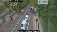 London: Kennington Pk Rd/Penton Pl - Overdag