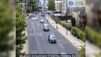 Croydon: A Streatham H Rd/Heathdene Rd - Overdag