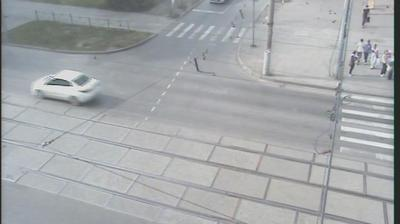 Webcam Perm › North: Ulitsa Sovetskoy Armii − Ulitsa Mira