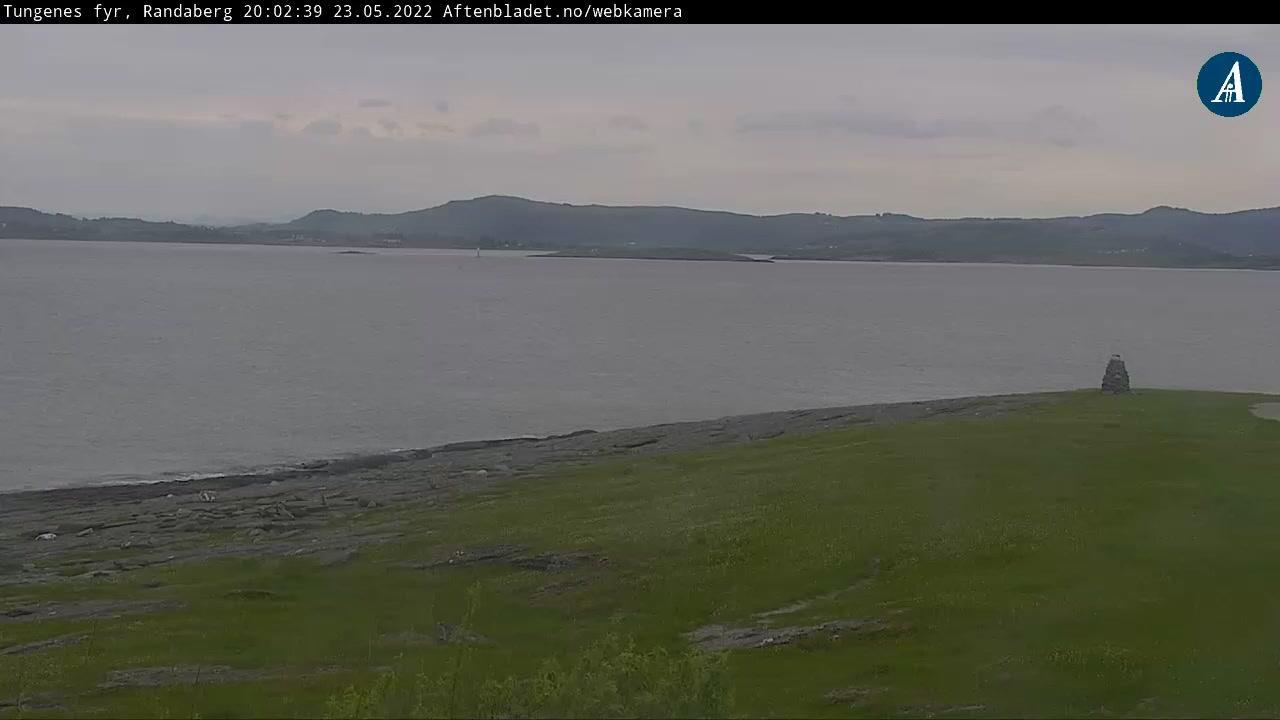 Webcam Tungenes fyr, Randaberg, Rogaland, Norwegen