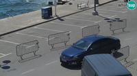 Srima: Vodice - marina and seafront - Overdag