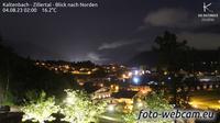 Gemeinde Stumm: Das Kaltenbach - Zillertal - Blick nach Norden