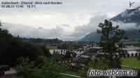 Stumm: Das Kaltenbach - Zillertal - Blick nach Norden - El día
