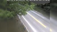 Dysart et al: Highway  near Haliburton - El día