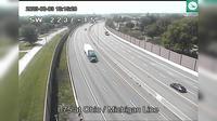 Toledo: I- at Ohio/Michigan Line - Day time