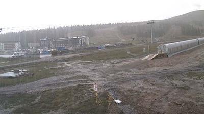 Daylight webcam view from Jokijalka: Ylläs, IsoYlläs,Kolari,Lappi,Finaland