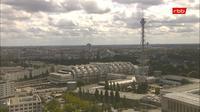 Berlin: RBB-Fernsehzentrum - Overdag