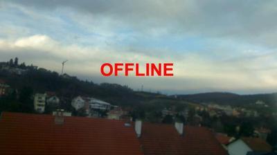 Webkamera Záhřeb