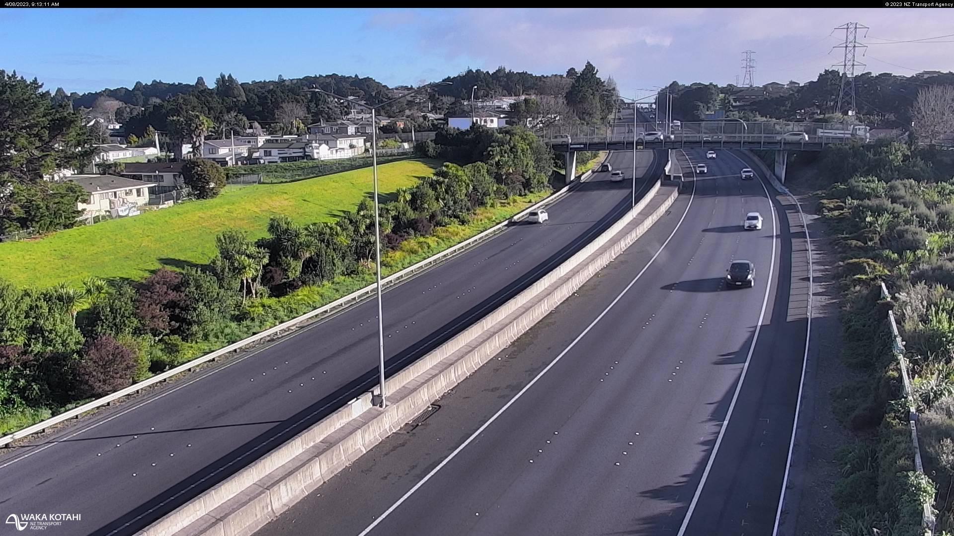 Webcam Auckland: S7 Alfriston Road