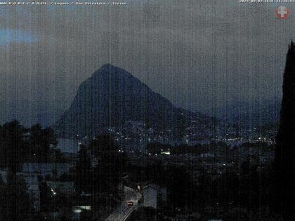 Lugano: Monte San Salvatore