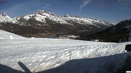 Surlej: Engadin St. Moritz - Corvatsch - Alpetta