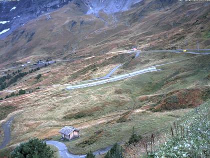 Grindelwald: Kleine Scheidegg - Nursery Slopes