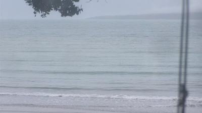 Current or last view from Takapuna: Beach .com